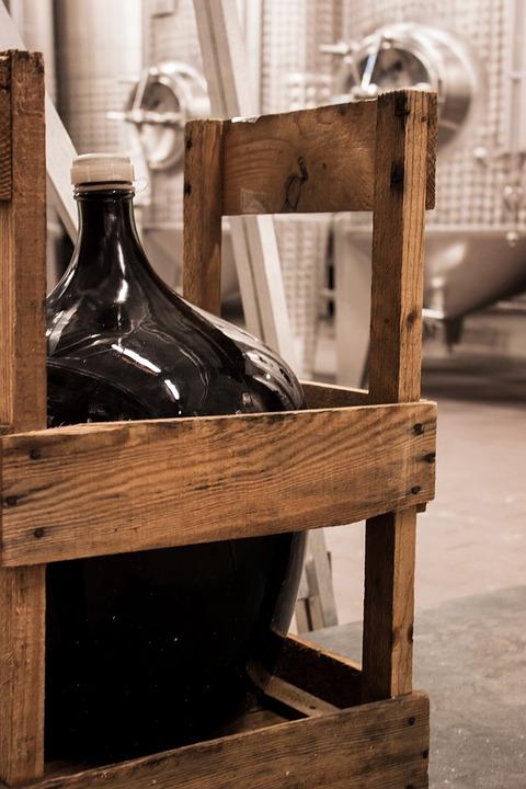 Special Wine, Wood, Steel, Keller, Wine