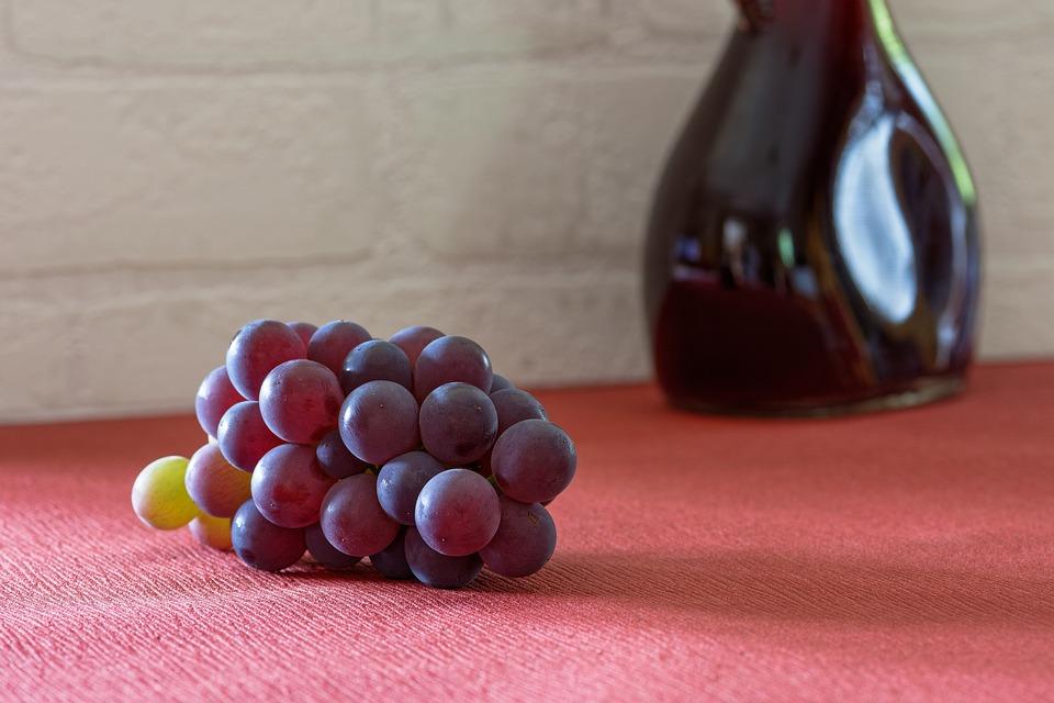 Grape, Vine, Bio, Vegan, Fruit, Ripe, Wine, Vitamins