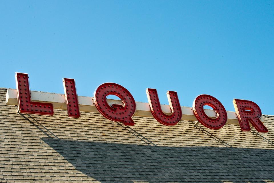 Liquor, Liquor Store, Wine, Whiskey, Basement
