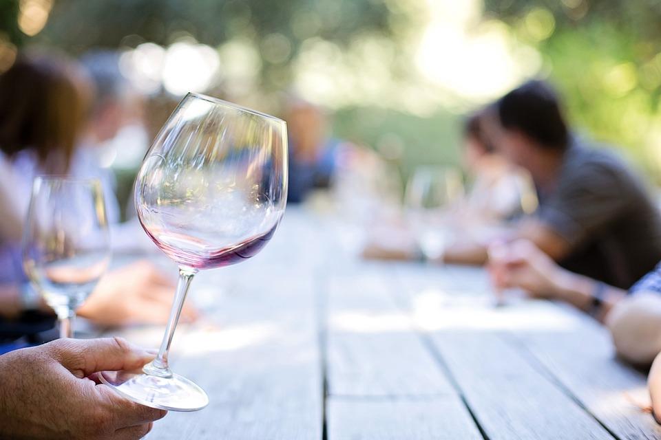 Wineglass, Wine, Glass, Wine Tasting, Winery