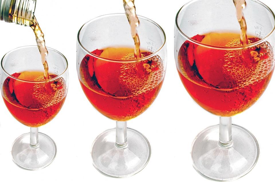 Wine, Red, Glass, Splashing, Splash, Wineglass