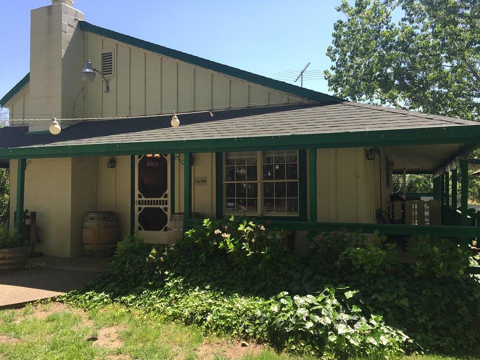 Winery, Outdoors, Wine, Vineyard, Natural, Rural