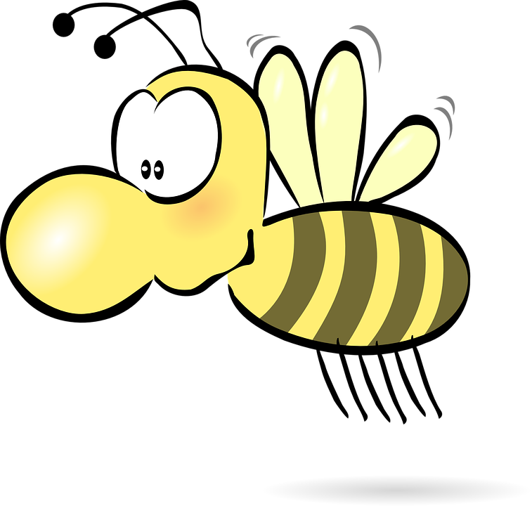 Bee, Insect, Wing, Antenna, Sting, Pollinate