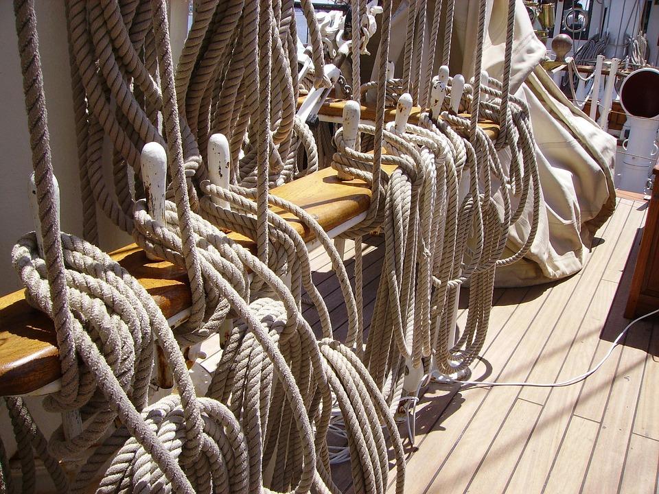 Boat, Sailboat, Wing, Navigation, Sailing The Belem
