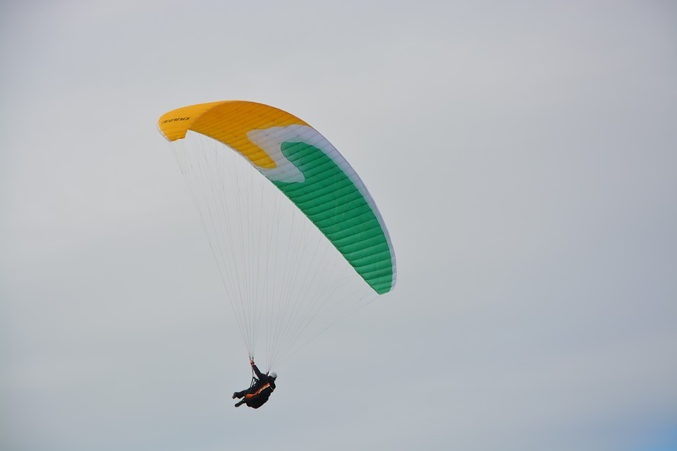 Paragliders, Sails, Wings Paragliding, Free Flight