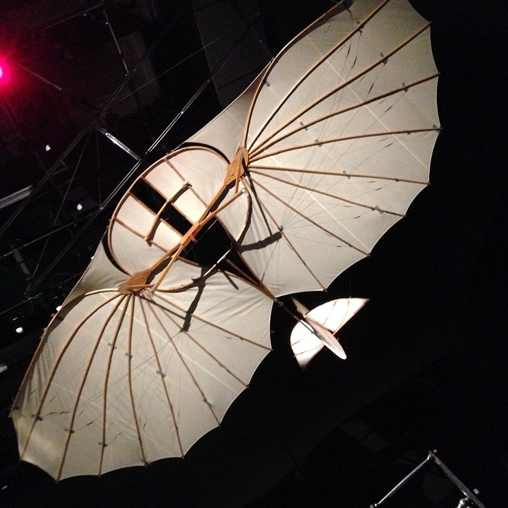 Aircraft, Vintage, Sky, Museum, Wings