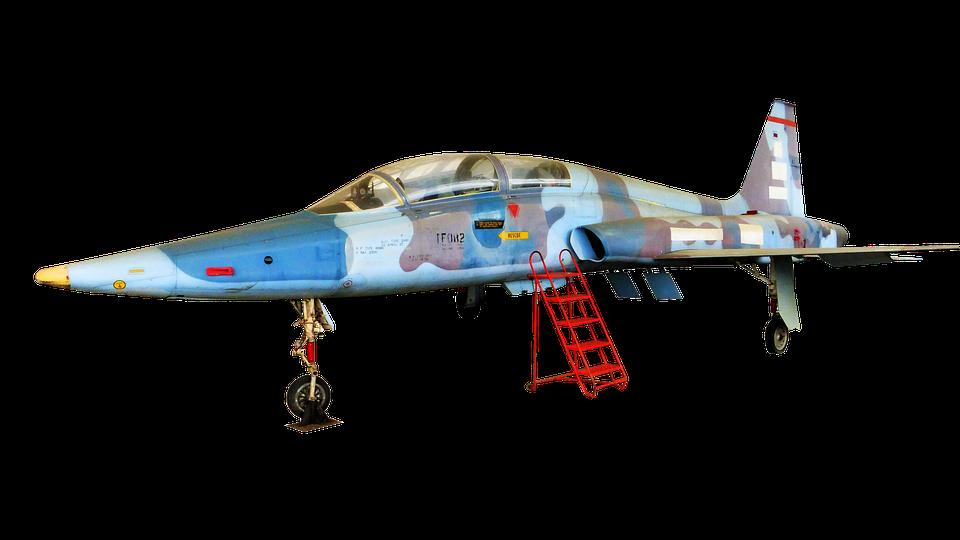 Aircraft, Transport, Aircraft Flight, Blue, Wings, Air