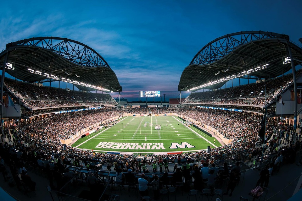 Winnipeg, Football Stadium, Football