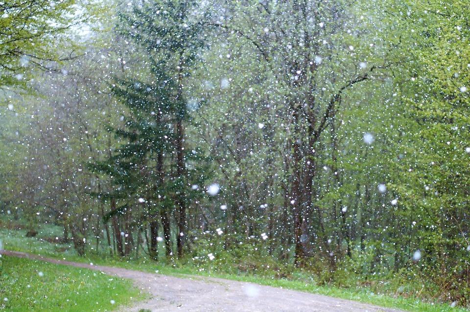 Rain, Weather, Badly, Background, Snow, Winter, Window