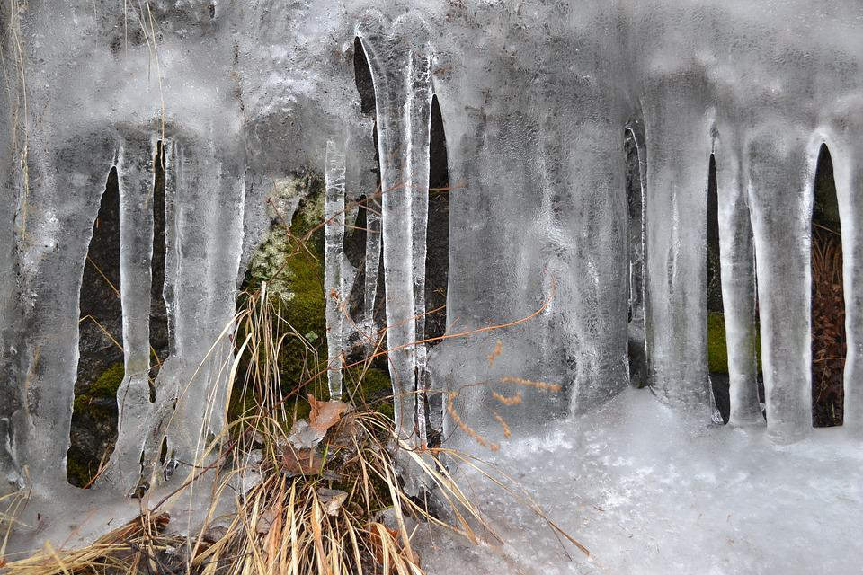 Ice, Cold, Snow, Frozen, Winter, Water, Frozen Water