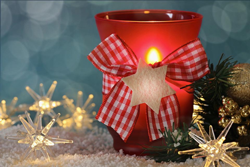 Christmas, Deco, Light, Mood, December, Winter
