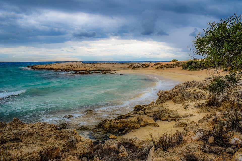 Beach, Empty, Nature, Winter, Season, Landscape