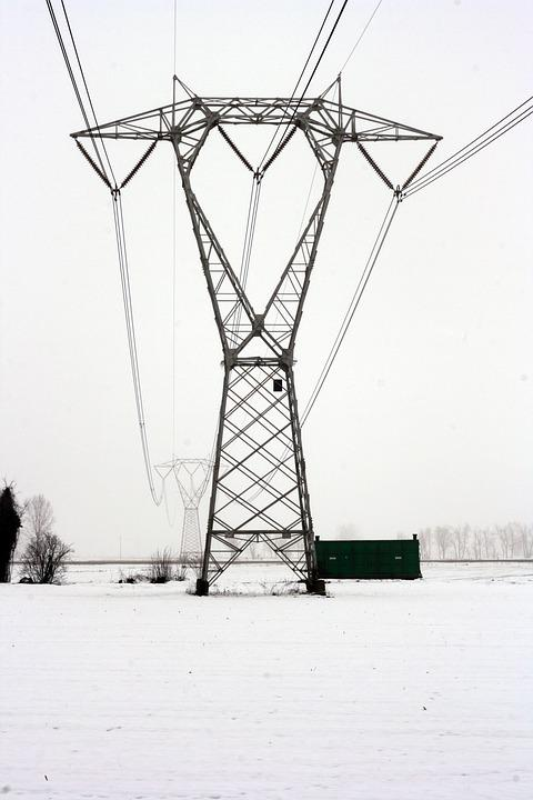 Industry, Energy, Snow, Winter
