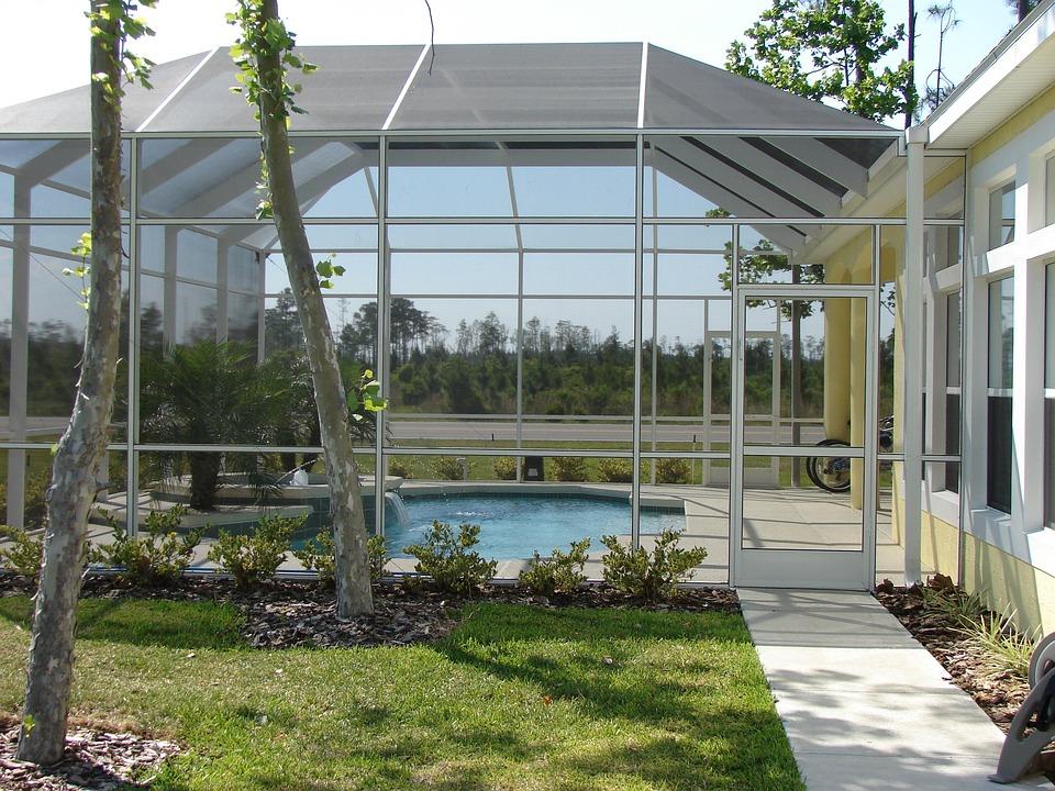 Screen Room, Winter Garden, Sunroom, Porch, Patio, Room