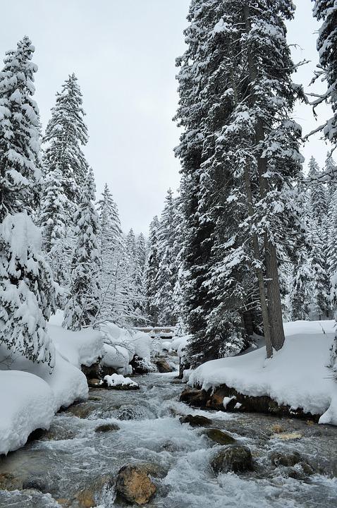Snow, Alps, Haute-savoie, Winter Landscape, Mountain