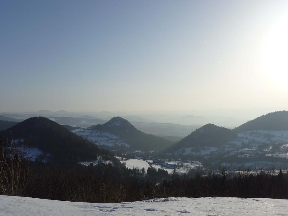 Winter Monedeyres, Raffy, High-loire Auvergne