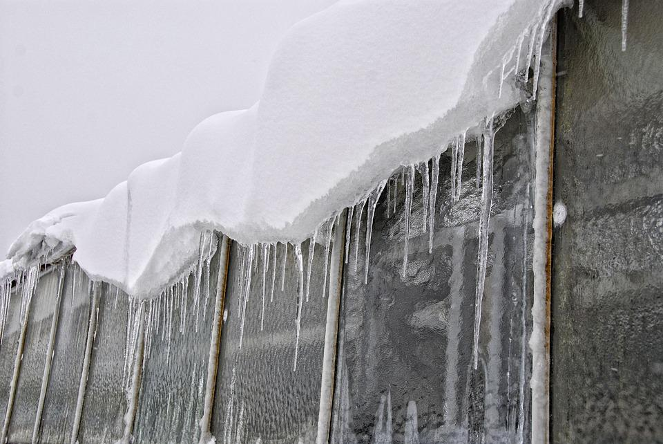 Window, Winter, Ice, Snow, Wintry, Winter Mood, Icicle
