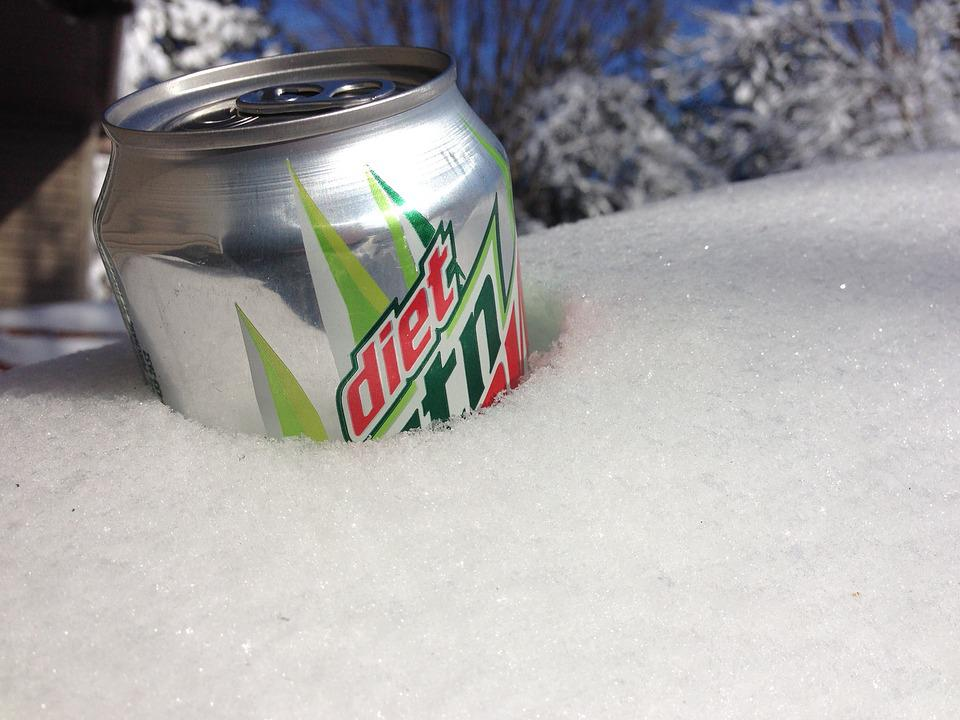 Snow, Mt, Dew, Mountain Dew, Winter, Ice, Freezing