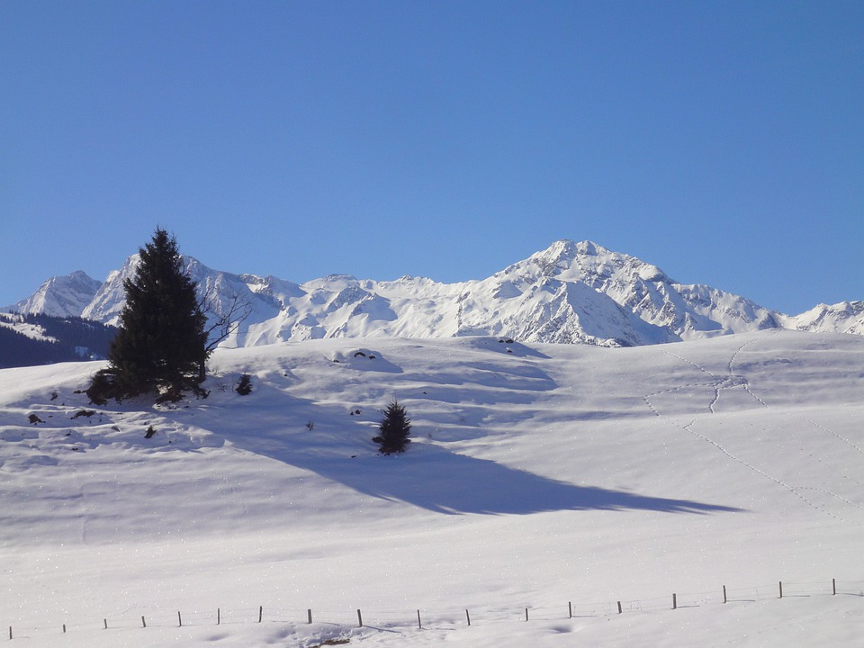 Mountains, High Tauern, Mountain, Snow, Winter, Alpine