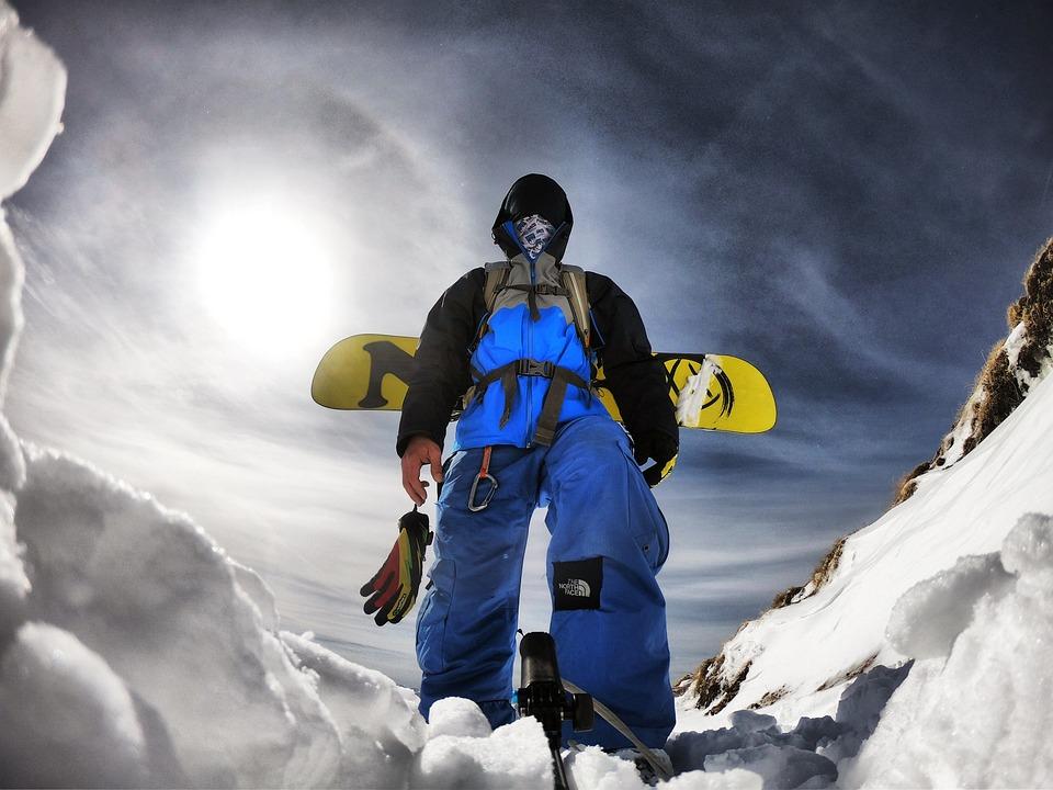 Snow, Snowboard, Winter, Sport, Mountains, Snowboarders