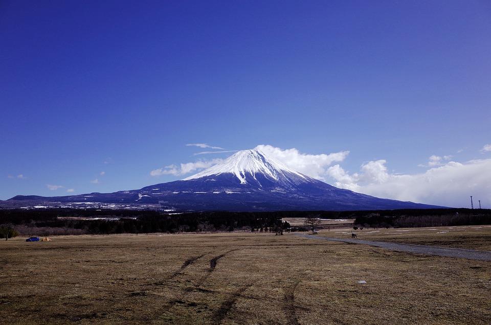 Mt Fuji, Winter, Foot Cum I Et Al