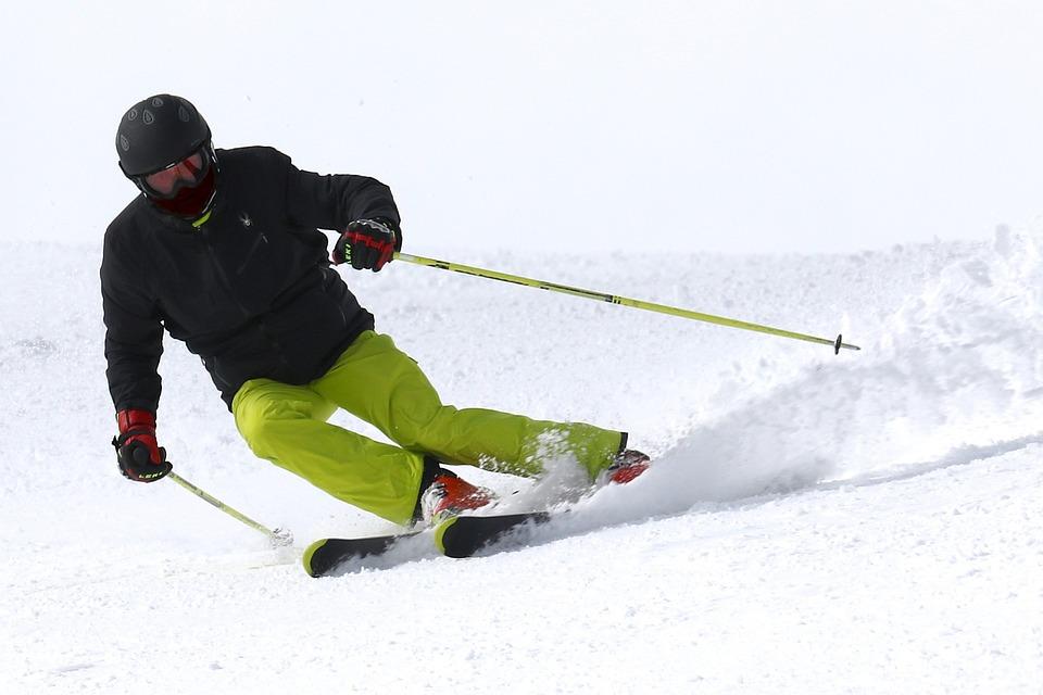 Ski, Skiing, Sport, Alpine, Race, Winter, Skier