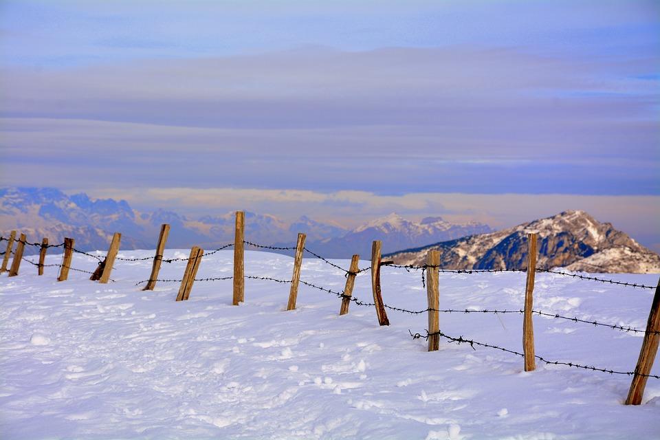 Snow, Winter, Nature, Sky, Outdoors, Mountain