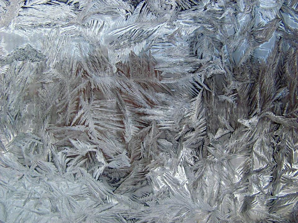 Snow, Winter, Window, Ice, Season, Snowflake, Frost