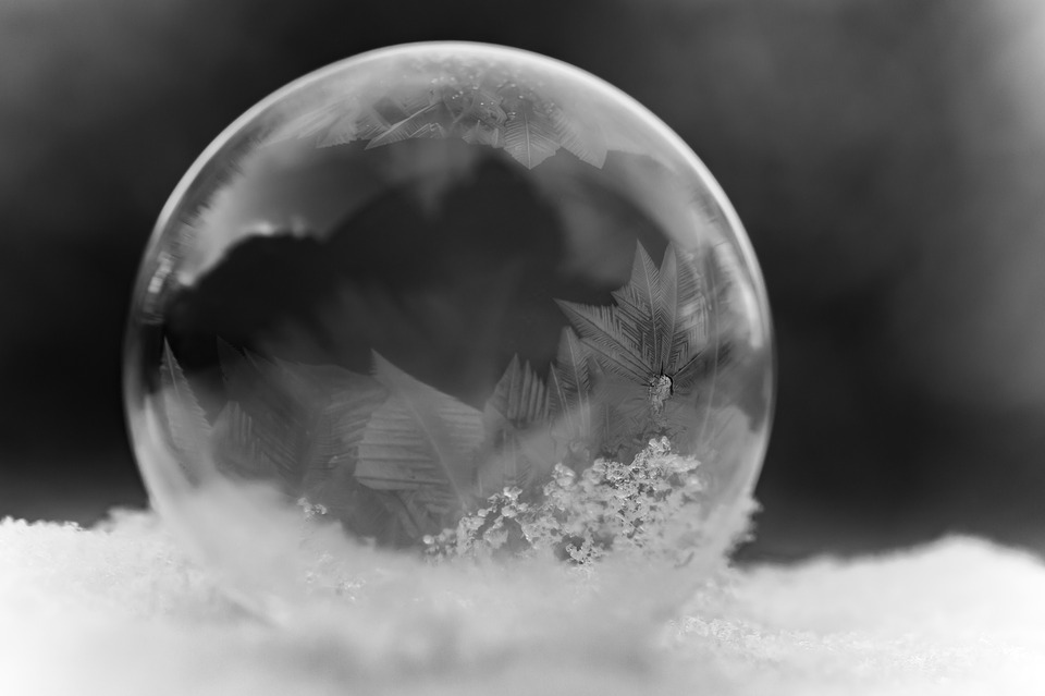 Eiskristalle, Winter, Frozen, Wintry, Frost, Ice, Cold