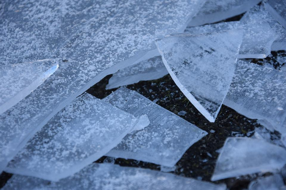 Ice, Winter, Frozen, Cold, Frost, Nature, Wintry