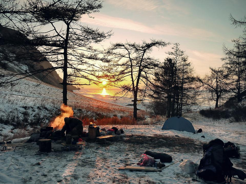 outdoor camp