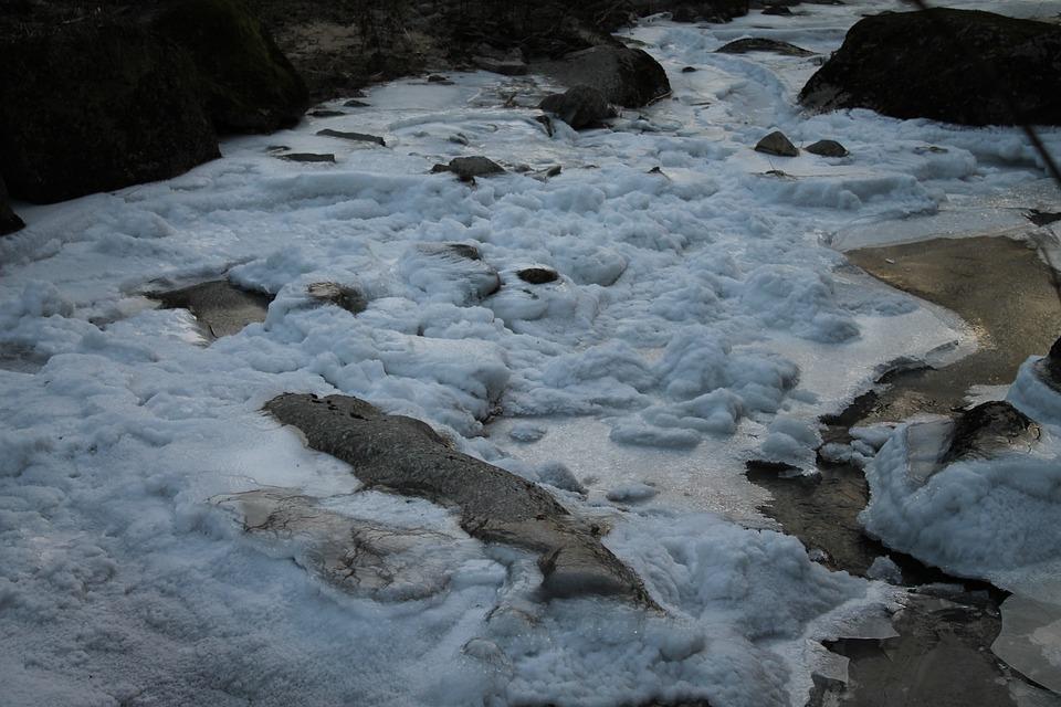 Frozen, River, Winter, Water, Ice, Mood, Wintry, Walk