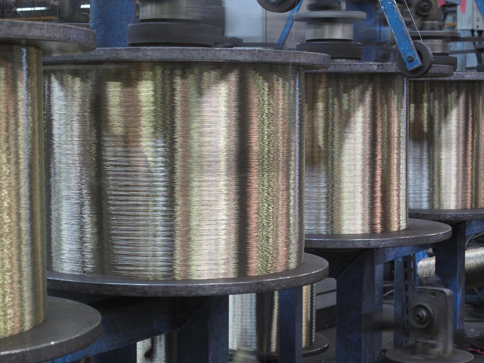 Workshop, Factory, Wire, Coil, Meta, Coils