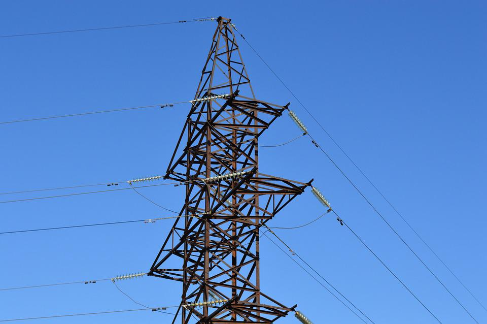 Free photo Wire Power Line Transmission Towers Lap Electricity ...