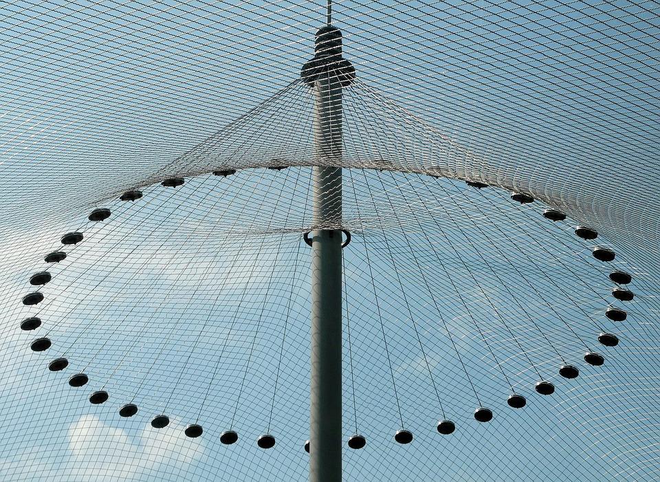 Wire, Grid, Enclosure, Zoo