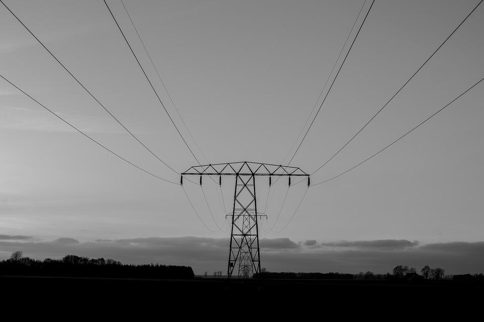 Electricity, Pole, Pylon, Wires, Cable, Line, Voltage