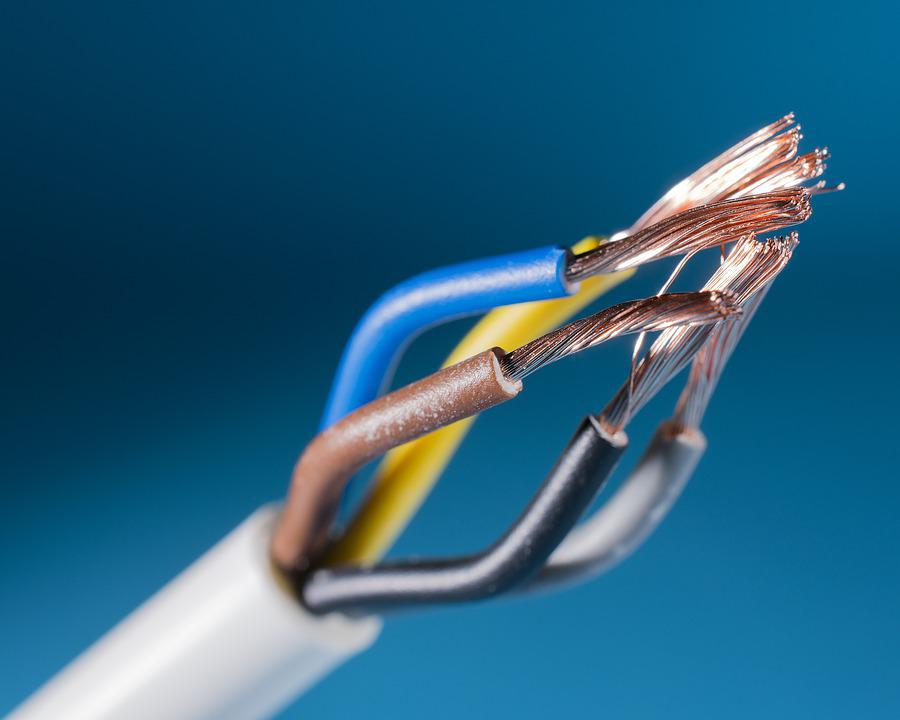 Cable, Wire, Electrician, Energy, Wires, Connection