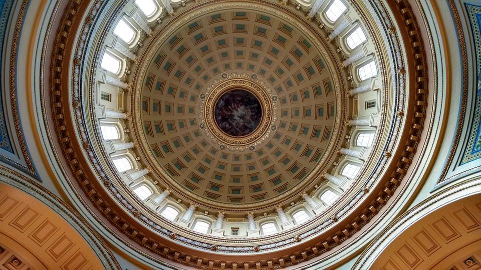 Dome, Madison, Wisconsin, Architecture, Building