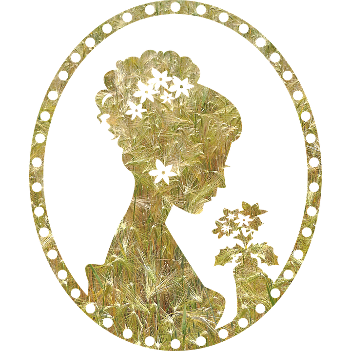 Princess, Medallion, Map, Wishes, Field, Spikes, Wheat