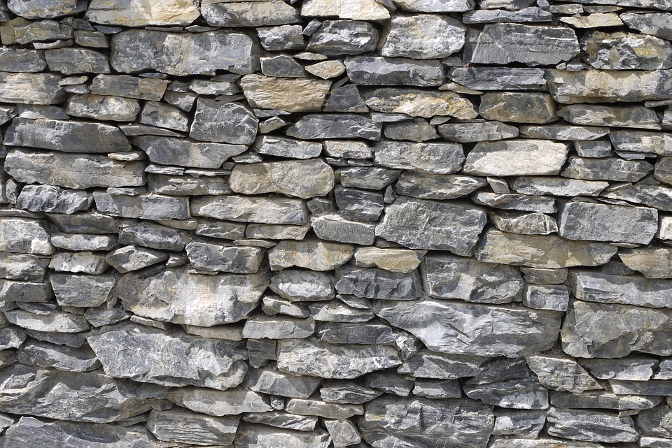 Nature Wall, Natural Stone, Without Mortar