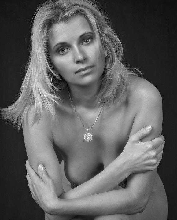 Woman, Beauty, Body, Portrait Of A Woman, Studio
