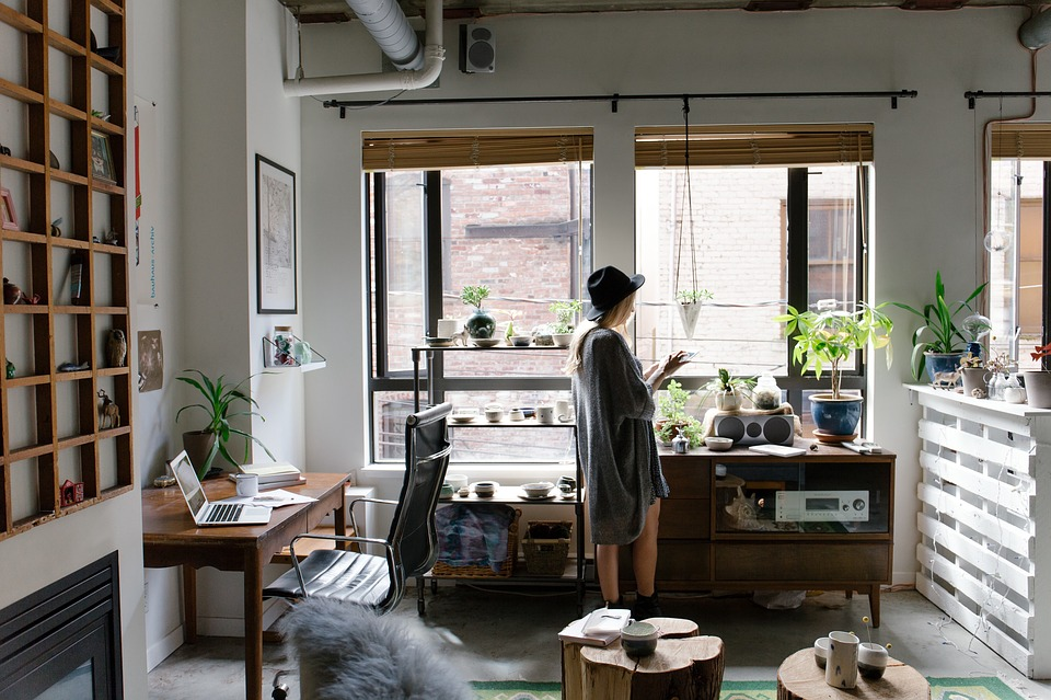 Decor, Design, Creative, Business, Office, Girl, Woman