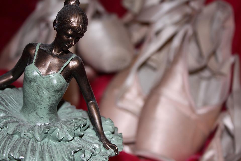 Dance, Shoes, Woman Dancing, Ballet Dancer, Performer