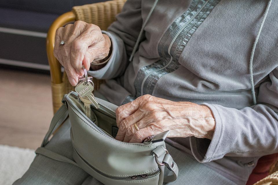 Hand, Human, Woman, Adult, Hands, Elderly
