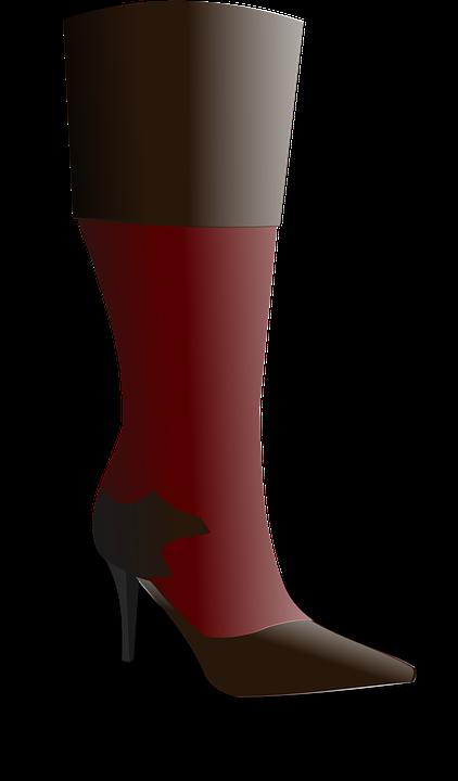 Boot, Fashion, Woman, Shoe, Stiletto, Elegance, Elegant