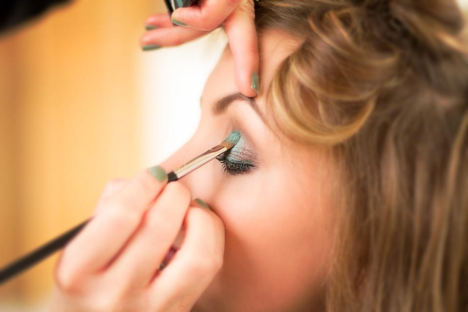 Cosmetics, Woman, Eye, Face, Model, Eyelashes