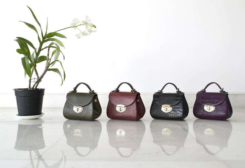 Leather, Bag, Handbag, Girl, Woman Fashion