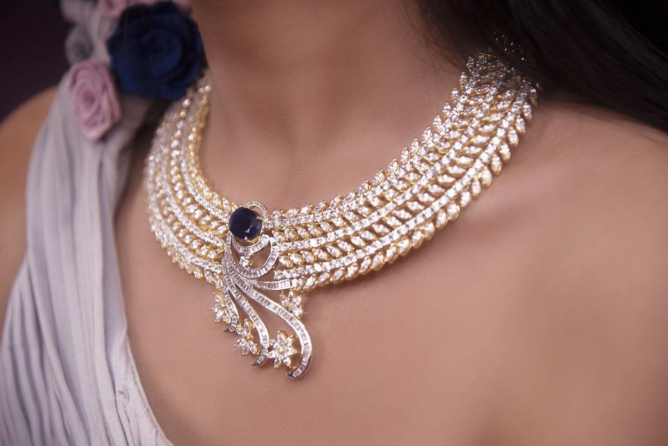 Jewellery, Neck, Jewelry, Necklace, Woman, Luxury, Girl