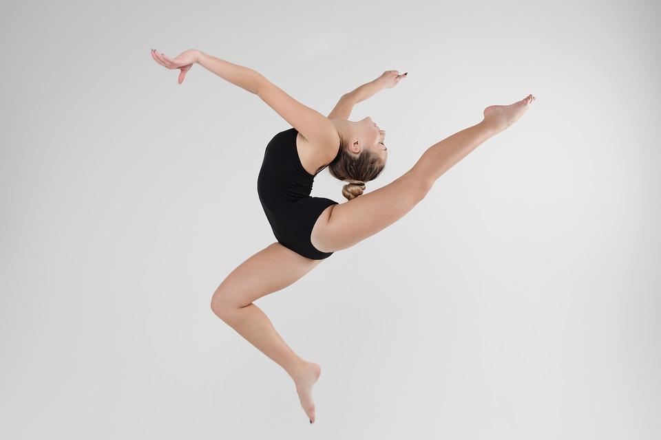 Sports, Gymnastics, Fitness, Woman, Preparation, Man