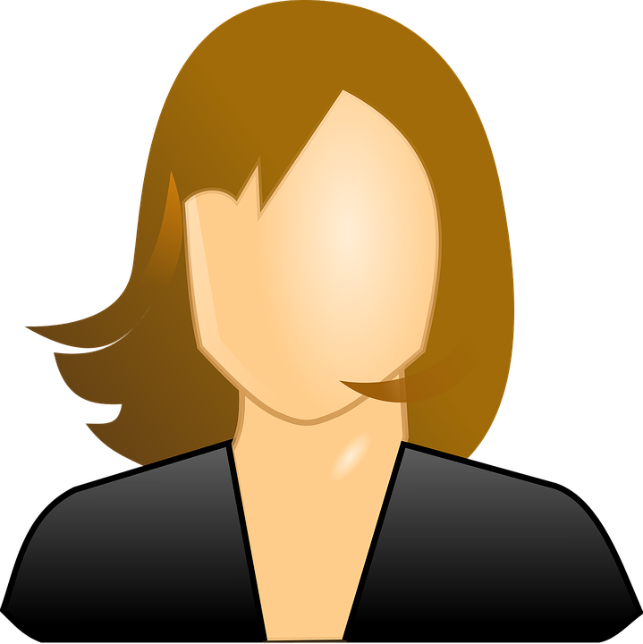 Lady, Teacher, Profile, Head, Female, Woman